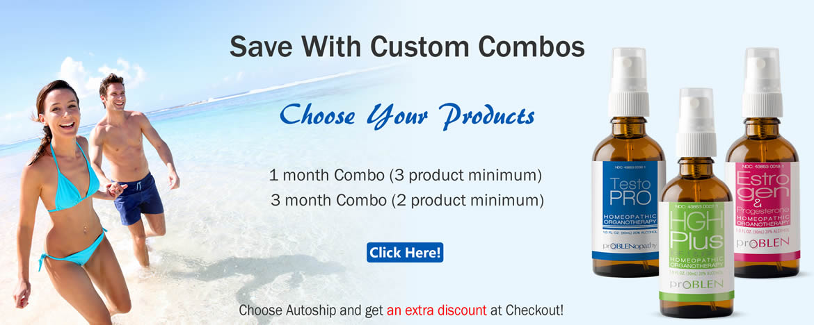 Save with Custom Combo Packs!